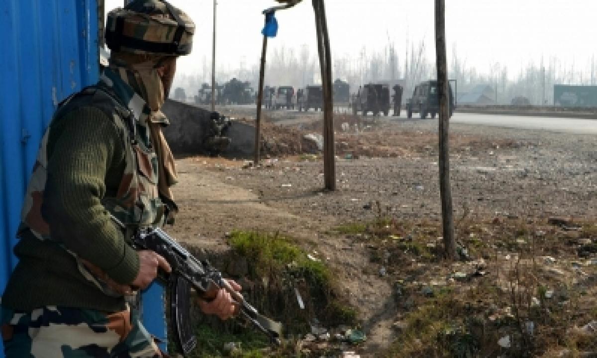 TeluguStop.com - 2 Soldiers Killed In Srinagar Terror Attack