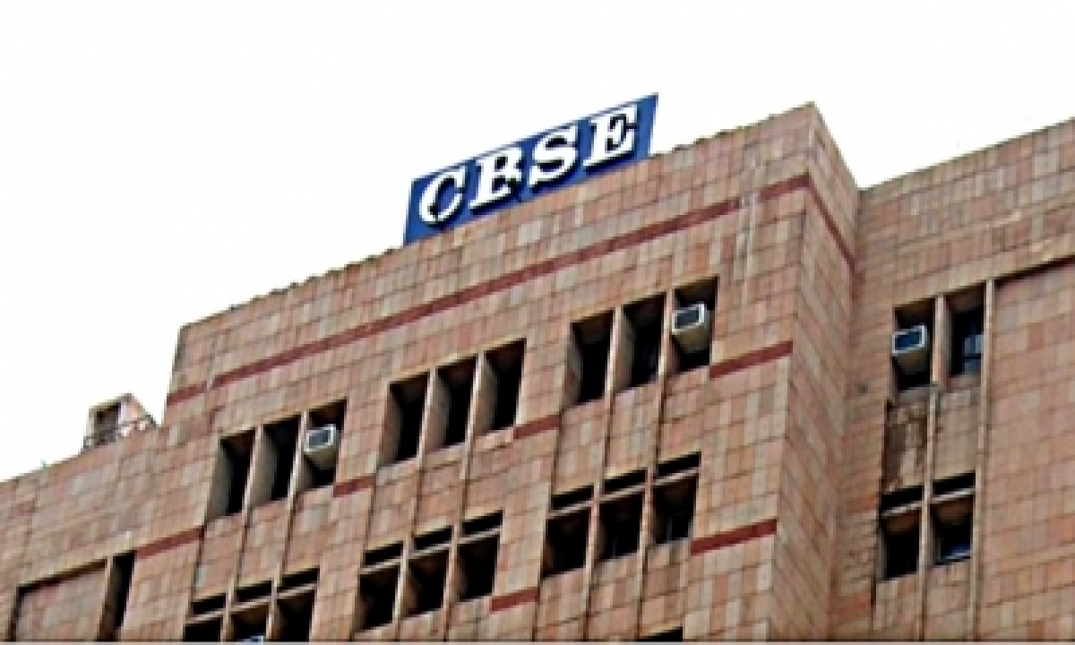TeluguStop.com - 2021 Board Exams To Be Held In Written Mode, Not Online: Cbse
