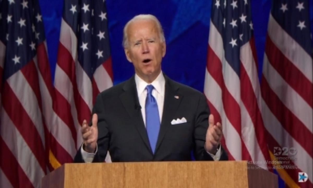 TeluguStop.com - 290 Ex-security Official Sign Endorsement Letter For Biden