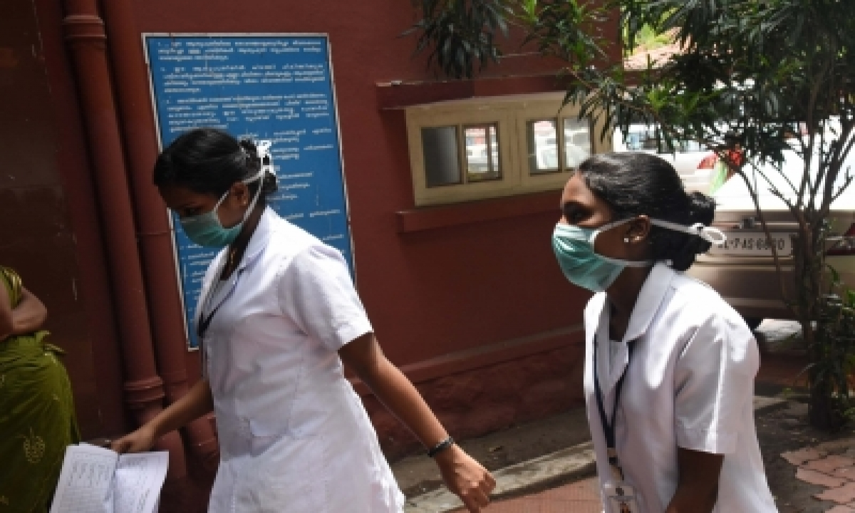 TeluguStop.com - 3,966 More People Test Covid Positive In Kerala