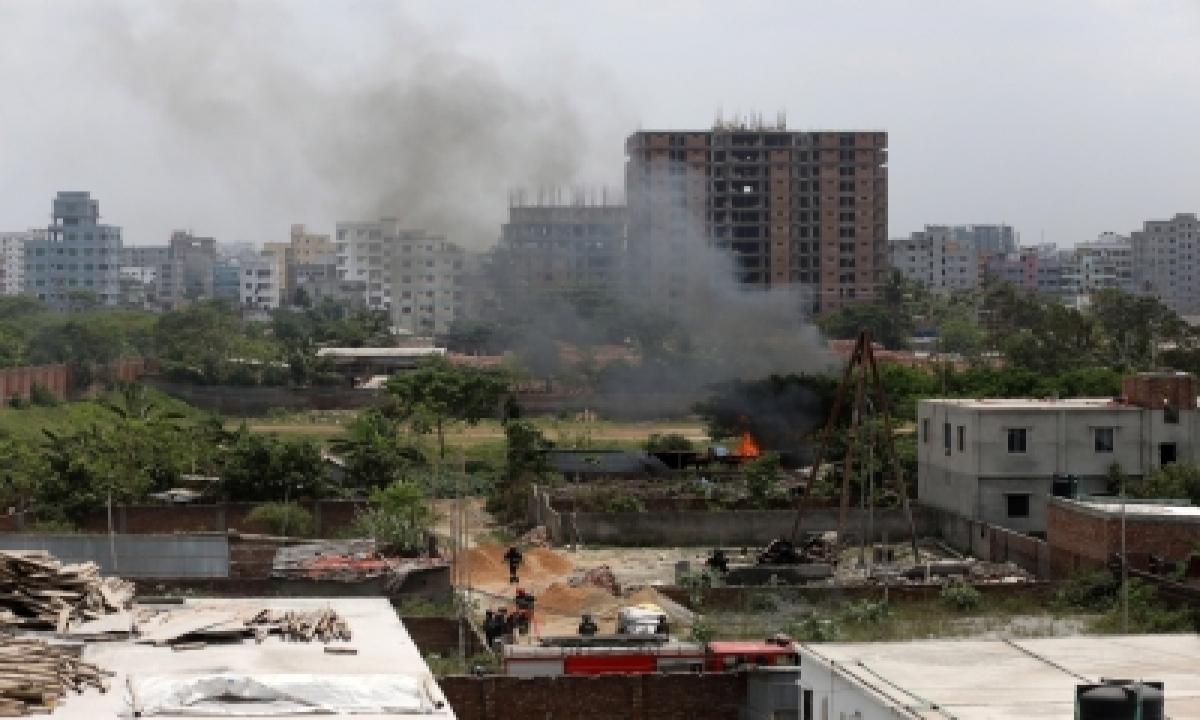 TeluguStop.com - 4 Killed In B'desh Cylinder Blast