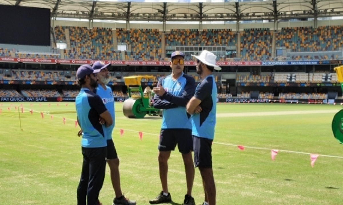 TeluguStop.com - 4th Test: India Monitoring Injuries, To Name Xi On Friday (lead)