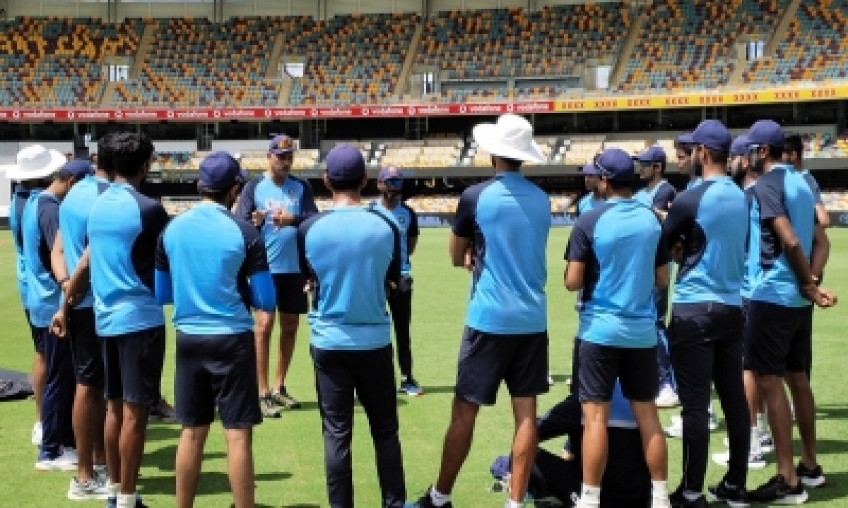TeluguStop.com - 4th Test: India Monitoring Injuries, To Name Xi On Friday