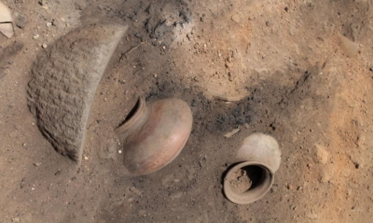 TeluguStop.com - 50 Archaeological Sites Found In Prayagraj