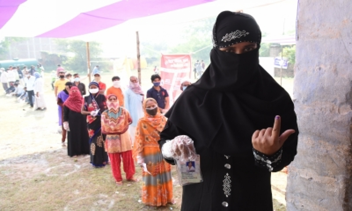 TeluguStop.com - 53.54% Vote In 'peaceful' First Phase Of Polling In Bihar