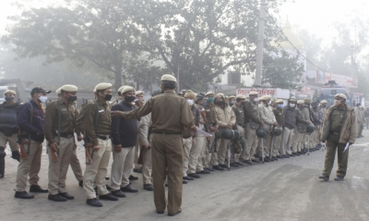TeluguStop.com - 66k Cops For 19k Vips' Security For More Than 6 Months In 2019 (ians Special)