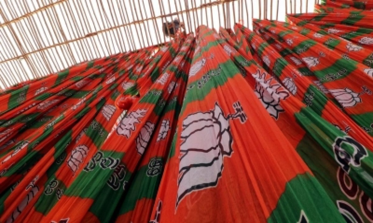 TeluguStop.com - 8 Bjp Candidates File Nominations For Rs Seats From Up