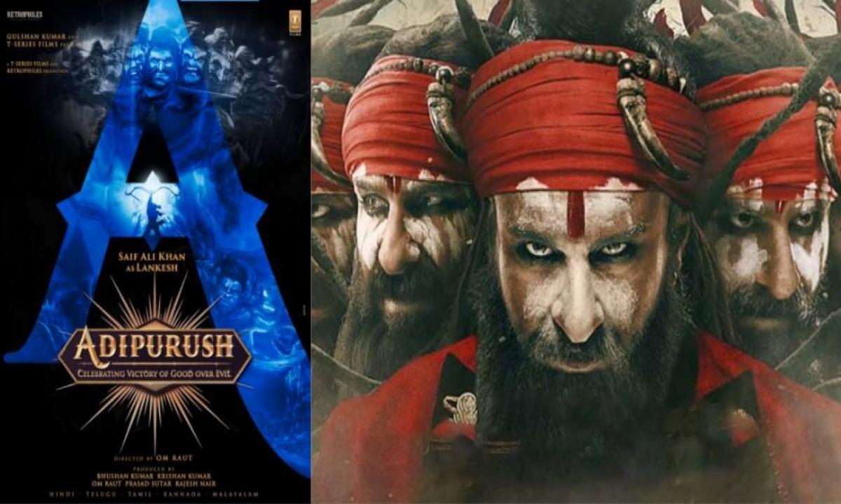Adipurush: Om Raut Confirms Saif Ali Khan As 'Lankesh'. - Telugu Adipurush  Bollywood Film News Updates Versatile Actor Will Play Raavan-TeluguStop