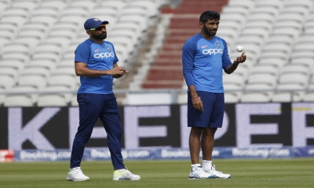 TeluguStop.com - A Left-arm Pacer Could Be Missing Link In Potent India Pack Attack