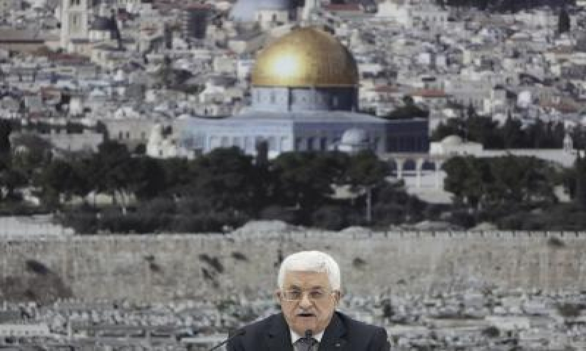 TeluguStop.com - Abbas Welcomes Hamas' Letter On Ending Internal Division