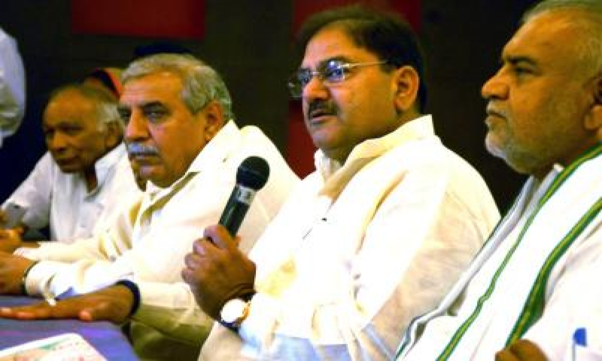 TeluguStop.com - Abhay Chautala Gives 'conditional' Resignation Over Farmers' Unrest