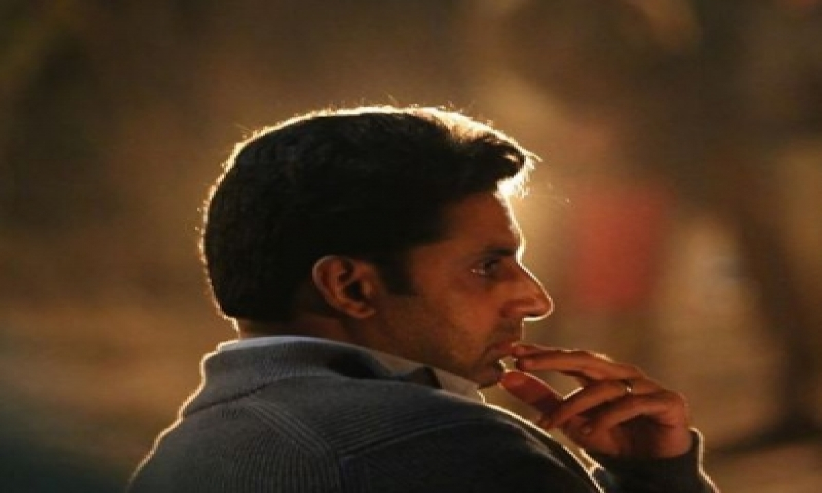 TeluguStop.com - Abhishek Bachchan: Kabaddi Is A Sport, Can't Be Played Well Without Teamwork