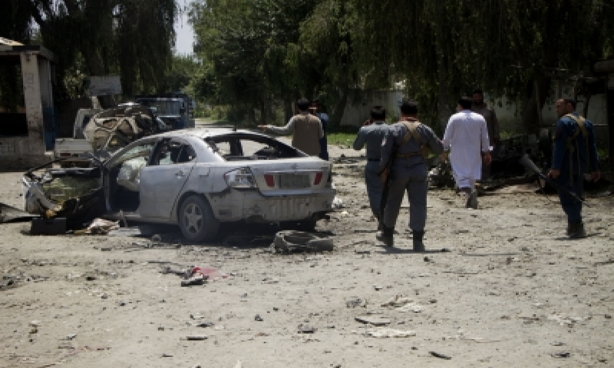 TeluguStop.com - Afghan Military Discovers Car Bomb, Defuses 32 Ieds