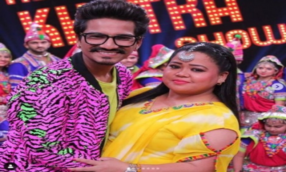 TeluguStop.com - After Bharti Singh, Ncb Also Nabs Her Husband Harsh In Drugs Case