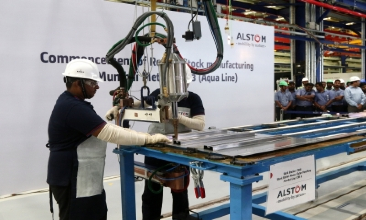 TeluguStop.com - Alstom Becomes First Company To Get Certification For Onboard Etcs 1 Standards