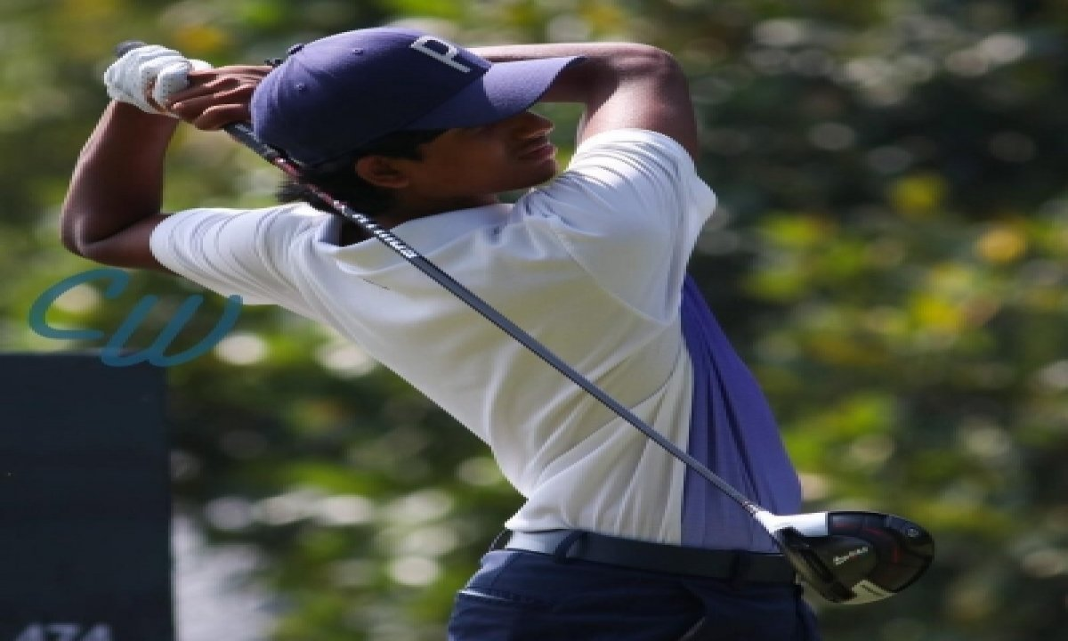 TeluguStop.com - Anand And Neranjen Renew Rivalry At Eagleton Champions Golf