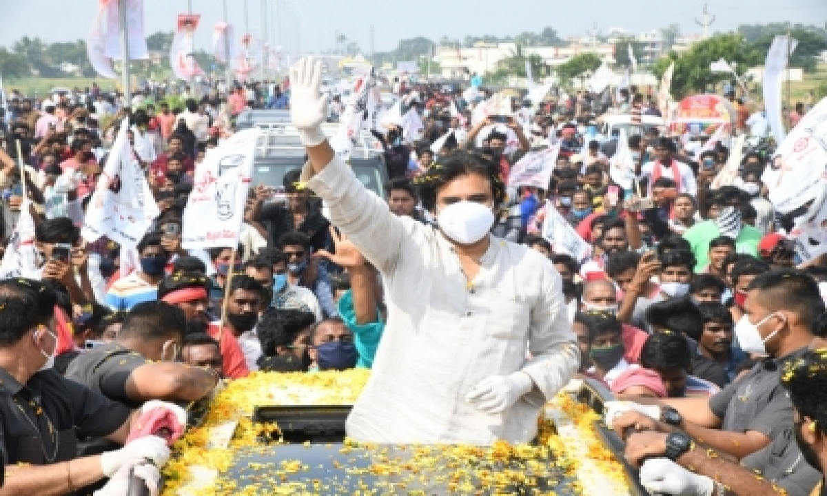 TeluguStop.com - Andhra Must Give Instant Monetary Relief To Farmers: Pawan Kalyan