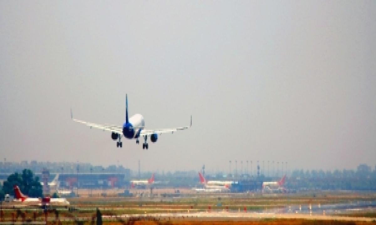 TeluguStop.com - Andhra Urges Centre To Expedite Bhogapuram Airport's Construction