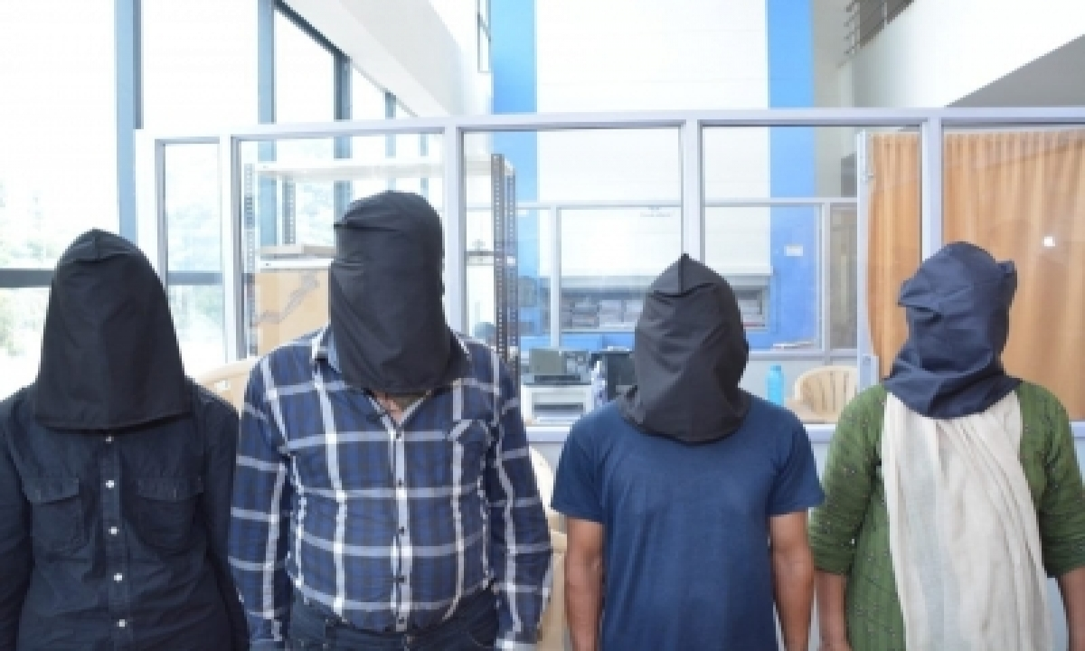 TeluguStop.com - Another Nepalese Gang Of Robbers Busted In Hyderabad