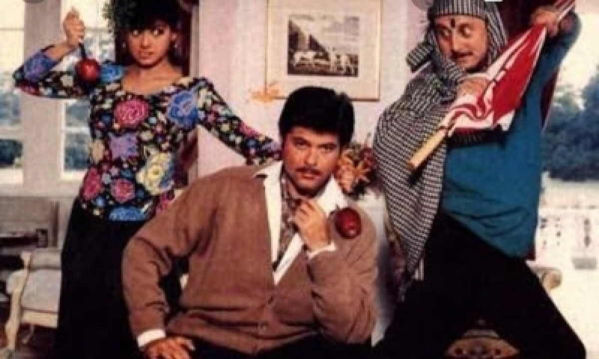 TeluguStop.com - Anupam Kher Shares Shooting Experience Of Sridevi-starrer 'lamhe'