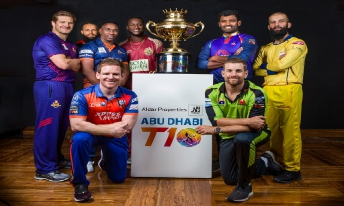 TeluguStop.com - Arabians To Take On Warriors In Abu Dhabi T10 Opener