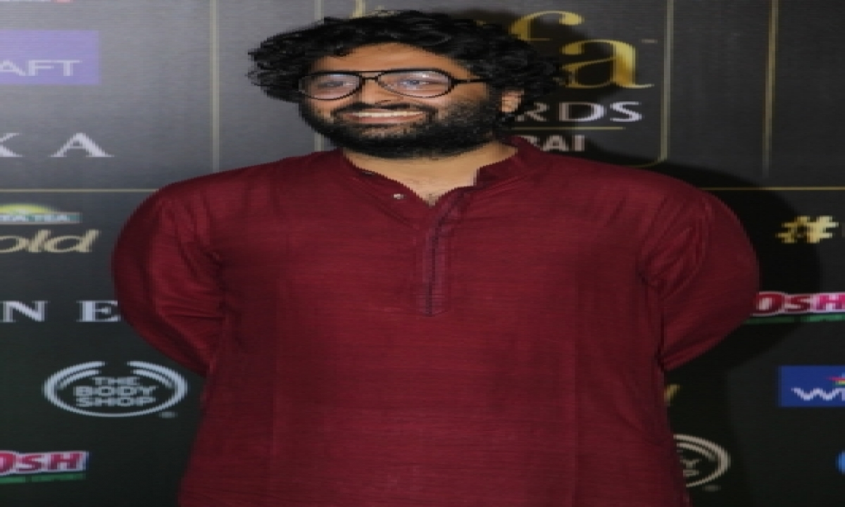 TeluguStop.com - Arijit Singh: I Try To Bring A Sense Of Uniqueness To My Songs
