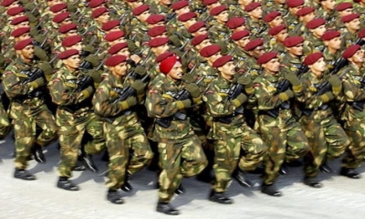 TeluguStop.com - Army Celebrates Infantry Day In Bengaluru