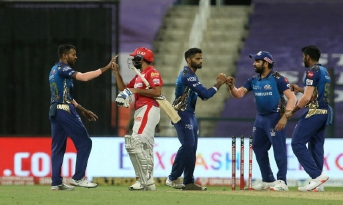 TeluguStop.com - As Ipl 2020 Rounds The Final Bend, Competition Heats Up (column: Close-in)