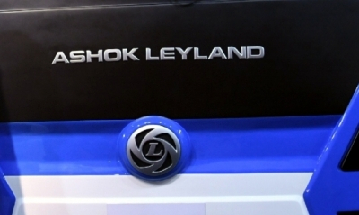 TeluguStop.com - Ashok Leyland Floats Subsidiary To Build Bus Bodies, Introduces Vrs