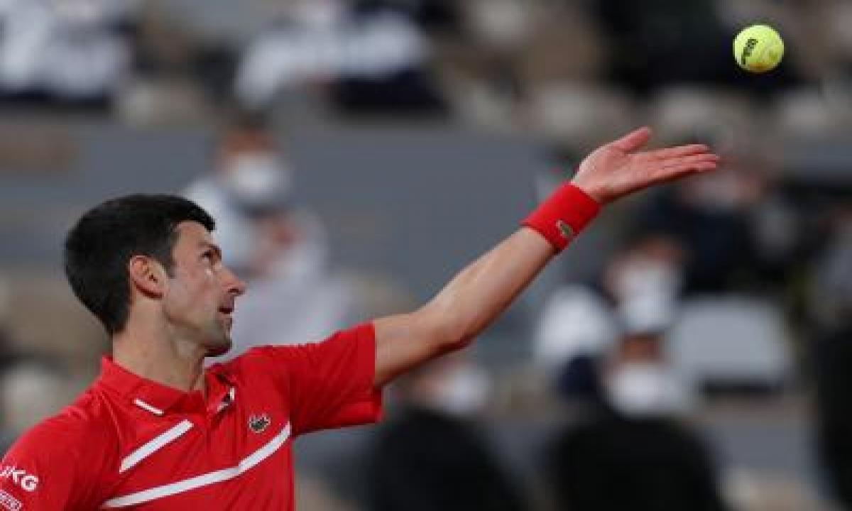 TeluguStop.com - Atp Finals: Thiem Beats Djokovic To Reach 2nd Successive Final