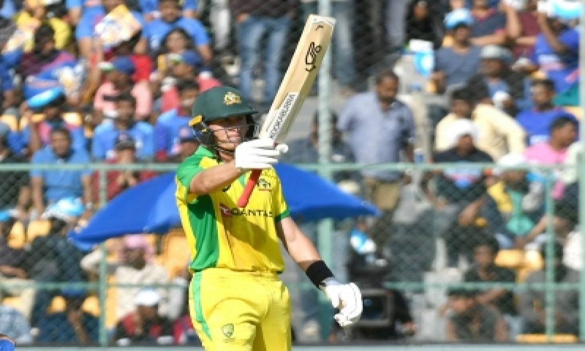 TeluguStop.com - Aus Vs Ind: Labuschagne Puts Up Hand To Open In Warner's Absence
