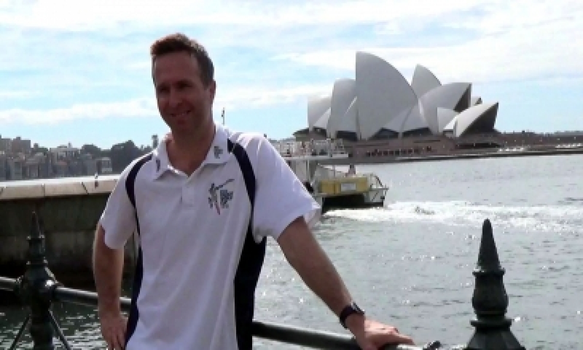TeluguStop.com - Australia Will Win Series In All Formats Vs India: Predicts Vaughan