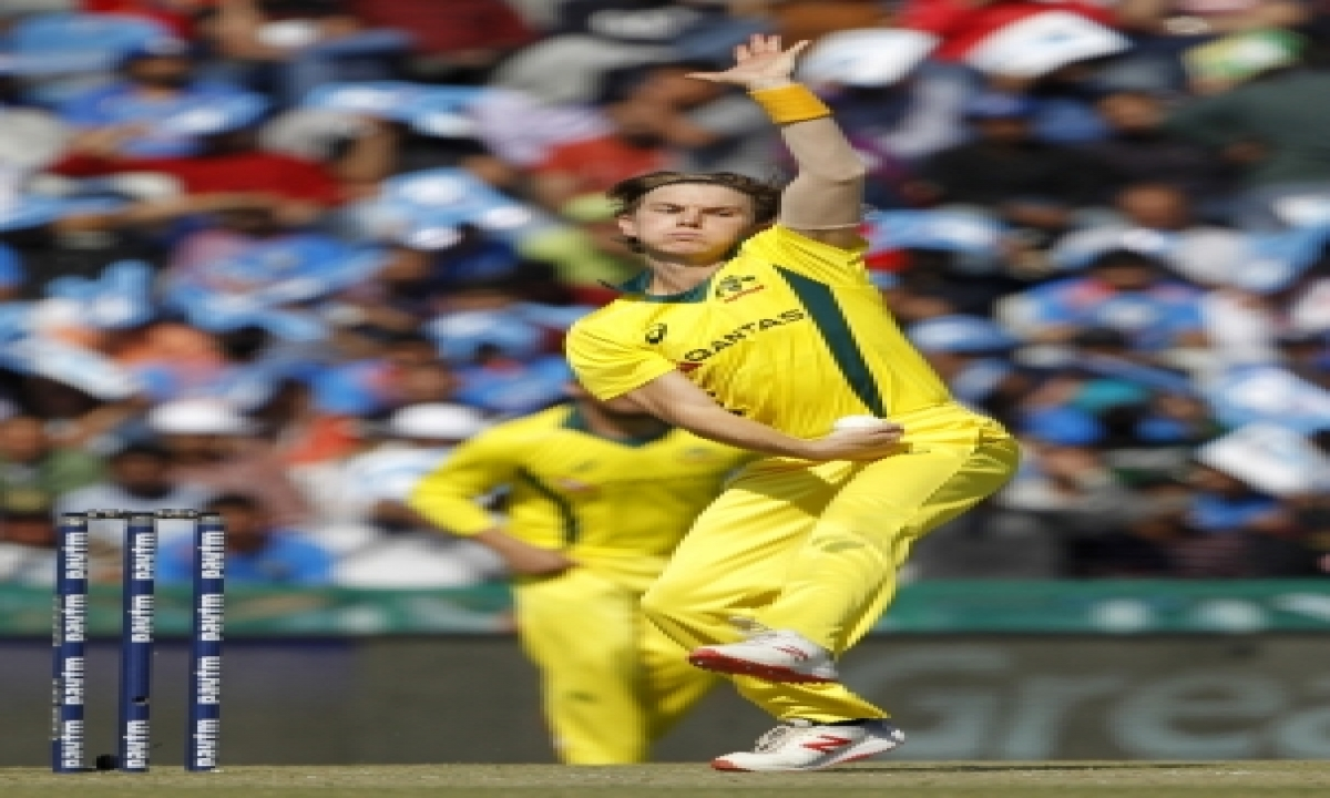 TeluguStop.com - Australians Zampa, Stoinis Meditate Together