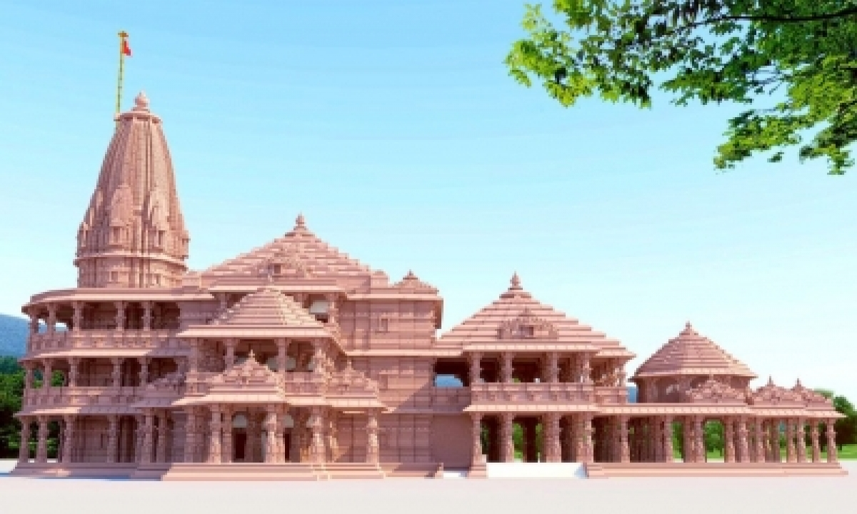 TeluguStop.com - Ayodhya To Be Developed As 'eco-friendly' City