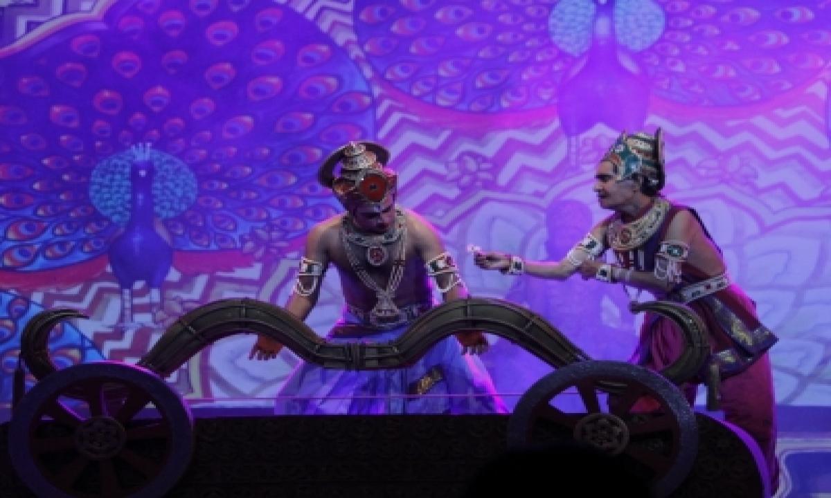 TeluguStop.com - 'ayodhya's Ramlila Seen By Over 10 Cr Viewers On Various Platforms'