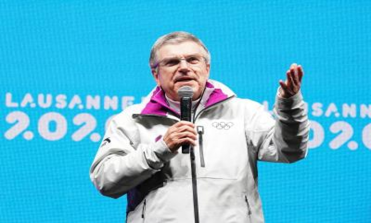 TeluguStop.com - Bach To Run Unopposed For Ioc President