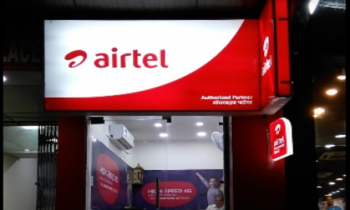 TeluguStop.com - Bharti Airtel Arm Picks Up 4.9% Stake More In Bharti Infratel
