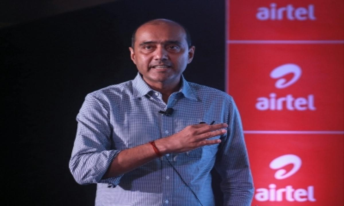 TeluguStop.com - Bharti Airtel's Q2 Net Loss Narrows On Robust Revenue Growth