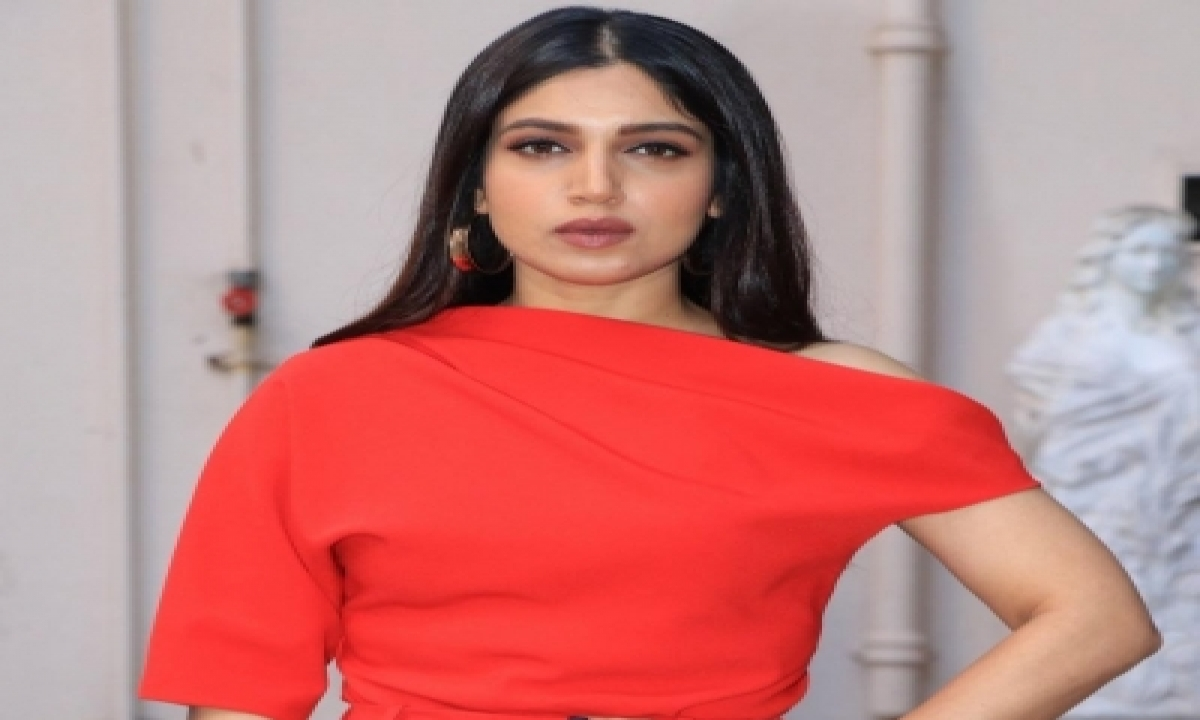 TeluguStop.com - Bhumi Pednekar: I Am Not An Accidental Actor