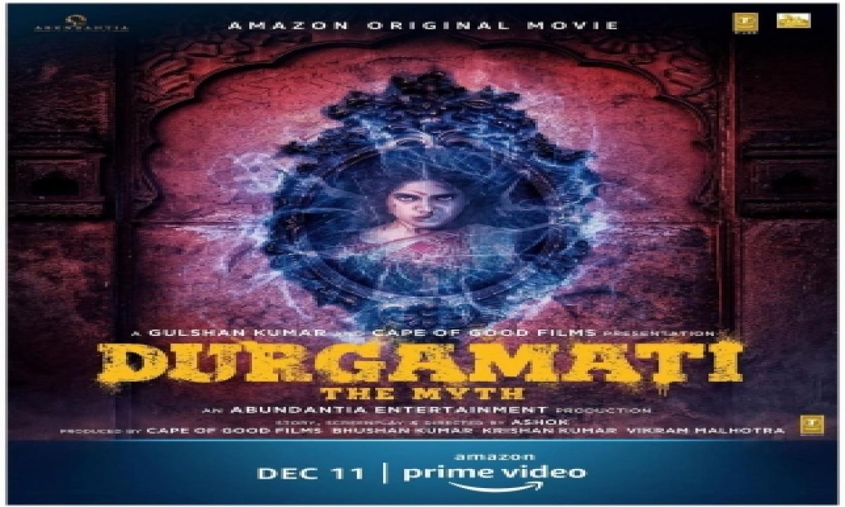 TeluguStop.com - Bhumi Pednekar-starrer 'durgavati' Is Now 'durgamati: The Myth'