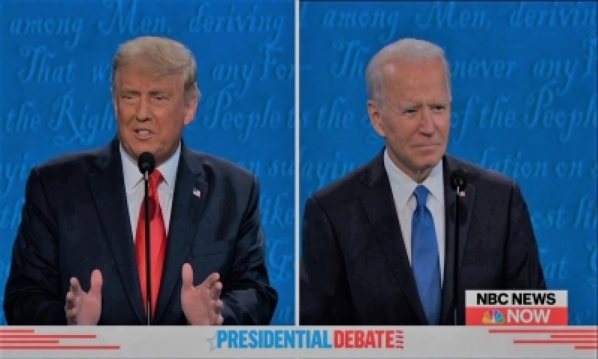 TeluguStop.com - Biden Leads Trump In Florida, Pennsylvania, N.carolina
