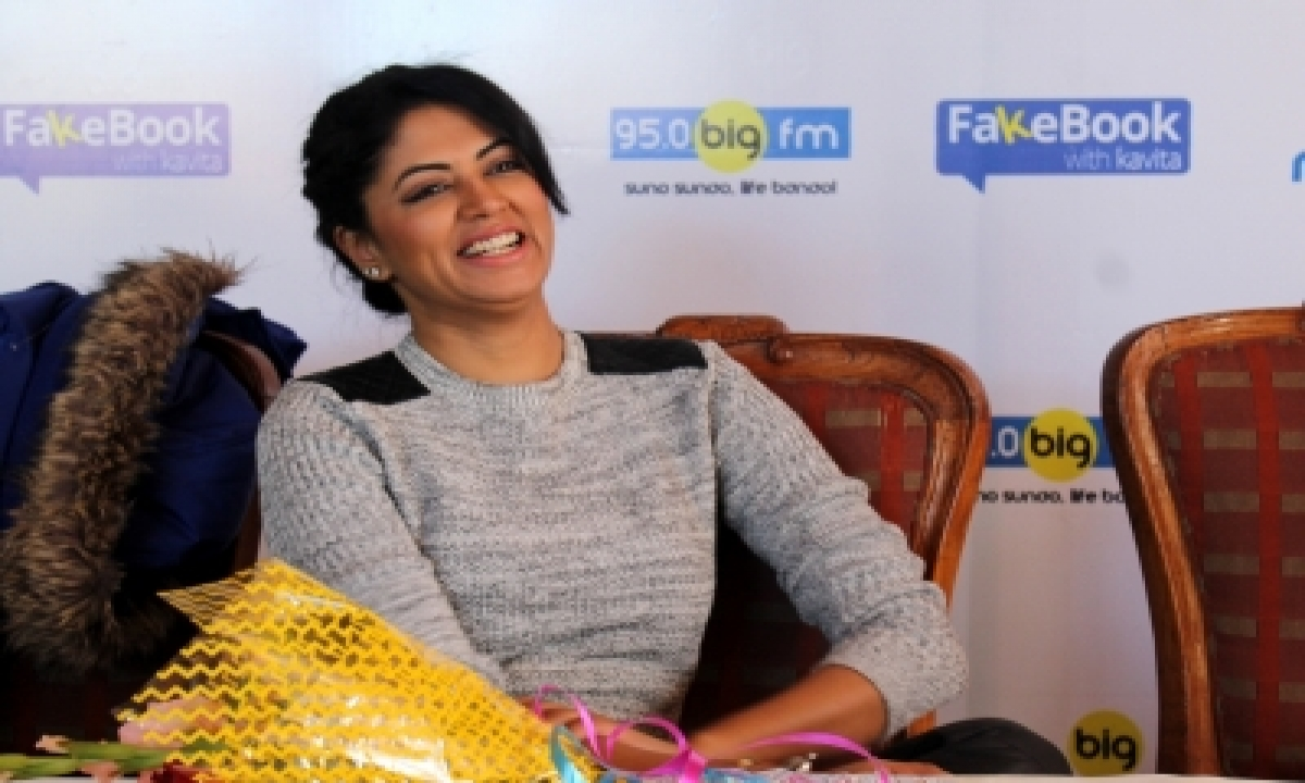 TeluguStop.com - Bigg Boss 14: Kavita Kaushik In No Mood To Give Explanation For Stormy Exit
