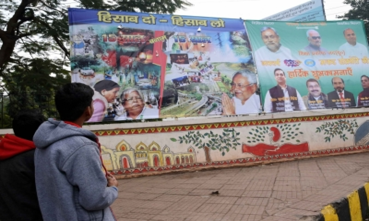 TeluguStop.com - Bihar Phase 2 Polls: 502 Candidates Face Criminal Charges