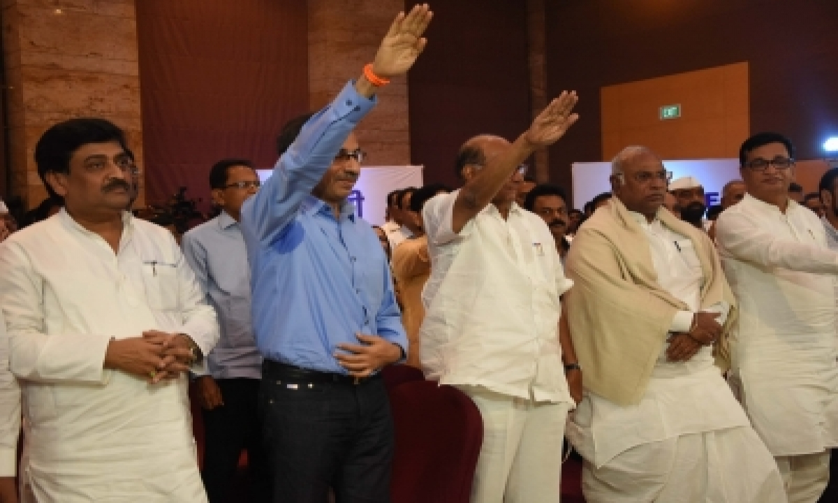 TeluguStop.com - Bjp On Mva's First Anniv: Constitutional Machinery Has Collapsed