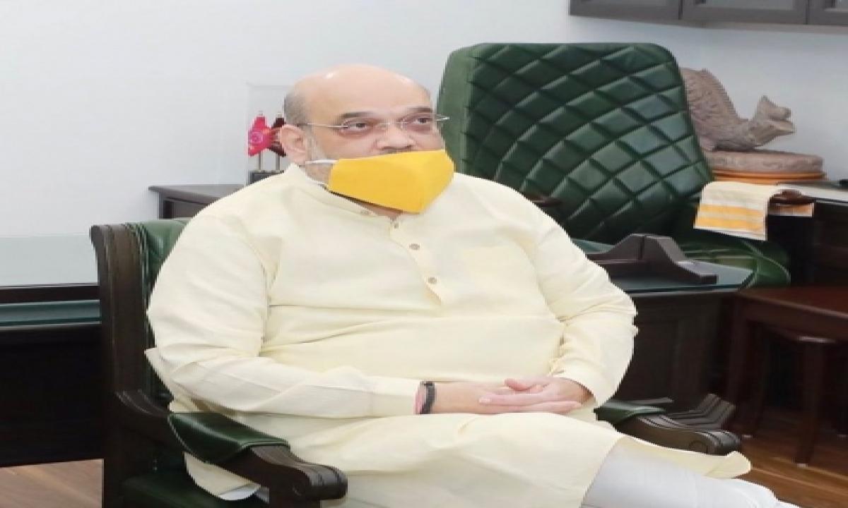 TeluguStop.com - Bjp Wants To Liberate Hyderabad From Nizam Culture: Shah (ld)