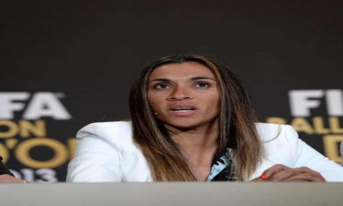TeluguStop.com - Brazilian Football Star Marta Tests Positive For Covid-19