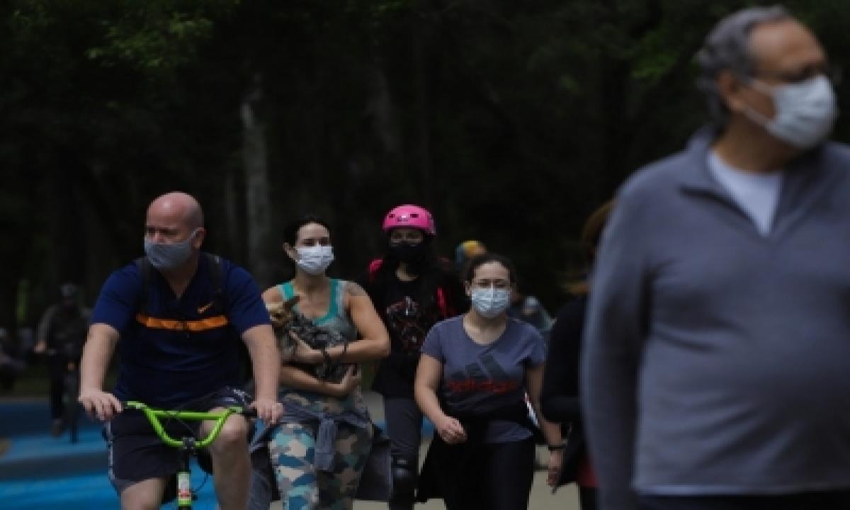 TeluguStop.com - Brazil's Coronavirus Death Toll Tops 172k