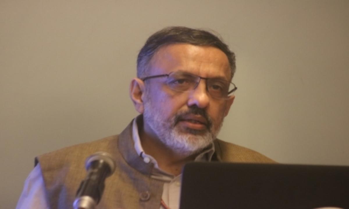 TeluguStop.com - Cabinet Secy Chairs Ncmc Meet On Deep Depression Along Southern Coast