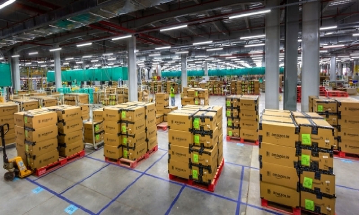 TeluguStop.com - Cait Urges Dpiit To Penalise Amazon, Flipkart For Alleged Violations