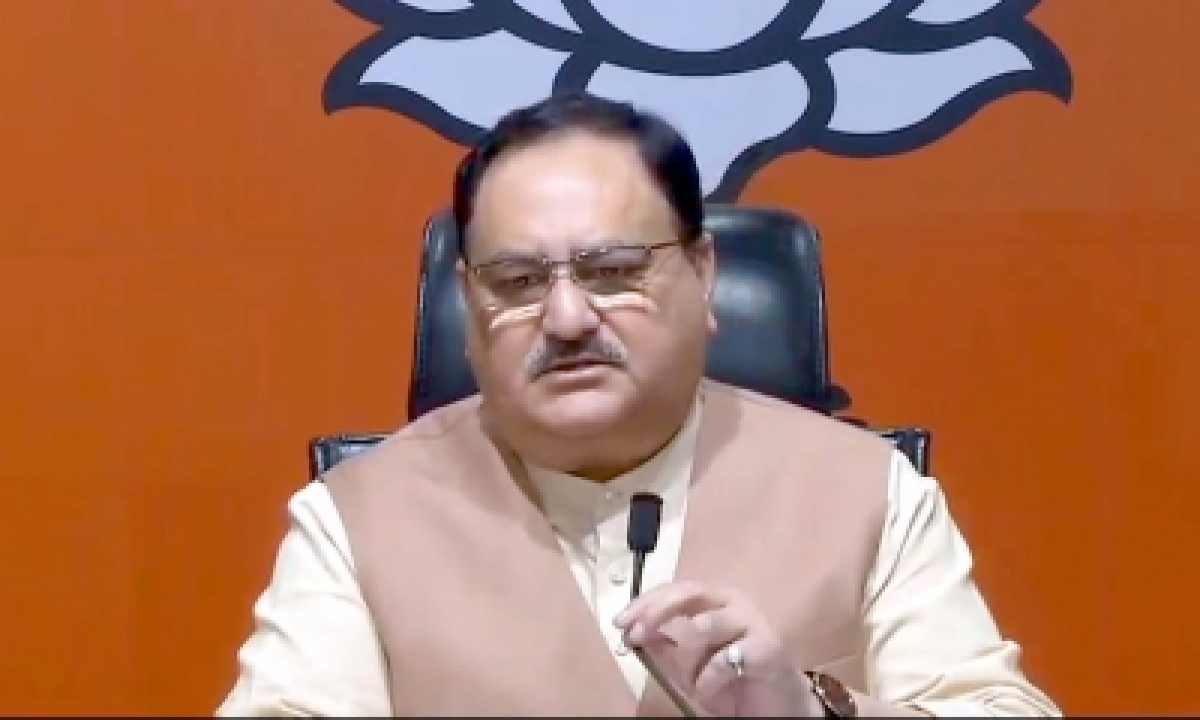 TeluguStop.com - Calling Ghmc Polls Gully Elections Disrespect To Hyd: Nadda